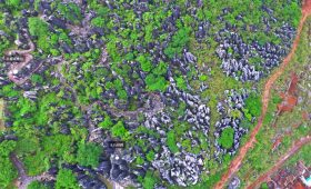 国家AAAA级旅游风景区 中国汉白玉地质奇观