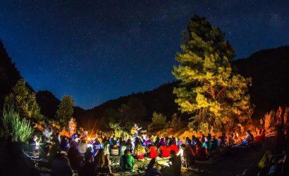 姑婆山第十届帐篷节——森林奇妙夜